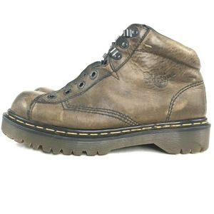 Dr. Doc Martens Womens Boots 9 US Leather